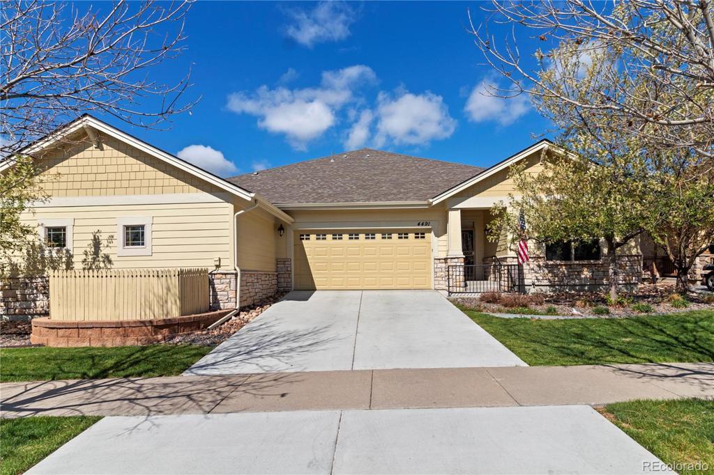 Photo of home for sale at 4491 Ensenada Street S, Aurora CO