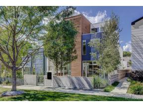 Property for sale at 557 Columbine Street, Denver,  Colorado 80206