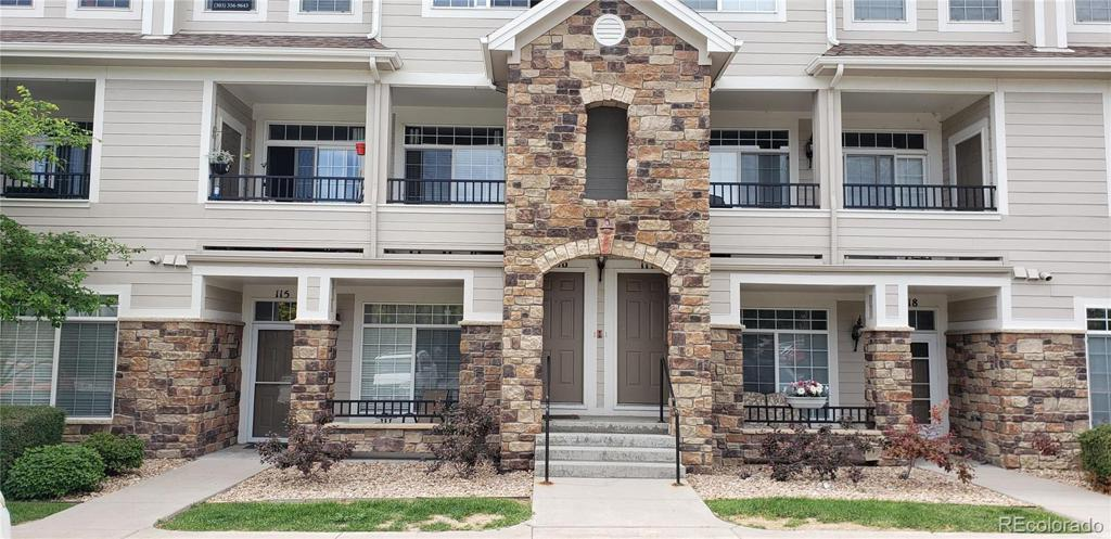 Photo of home for sale at 12711 Colorado Boulevard, Thornton CO