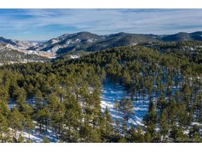 Property for sale at 2583 Elk Valley Road, Evergreen,  Colorado 80439