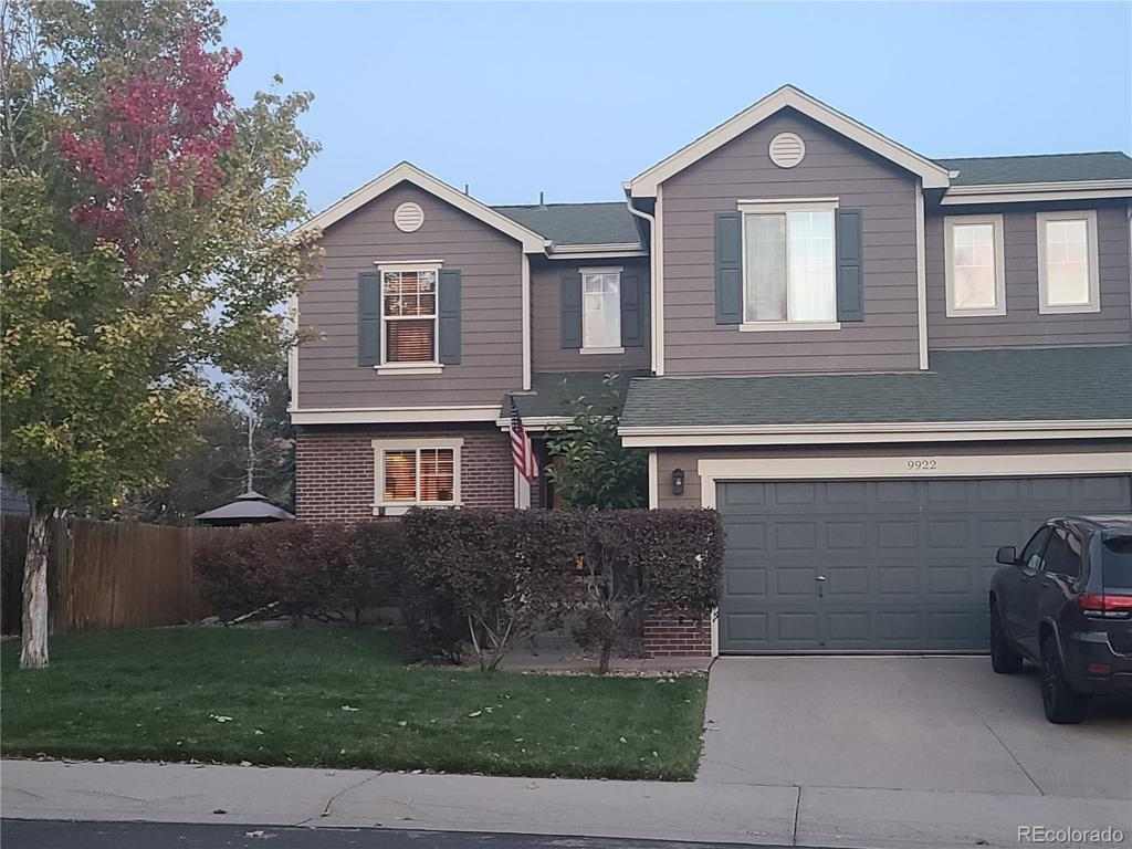 Photo of home for sale at 9922 Vine Street, Thornton CO