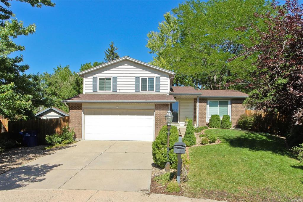 Photo of home for sale at 18893 Milan Place E, Aurora CO