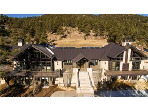 Property for sale at 561 Crystal Ridge Road, Evergreen,  Colorado 80439