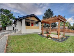 Property for sale at 6791 West 29th Avenue, Wheat Ridge,  Colorado 80214