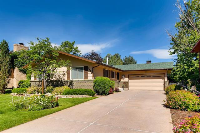 Photo of home for sale at 1727 26th Avenue Court, Greeley CO