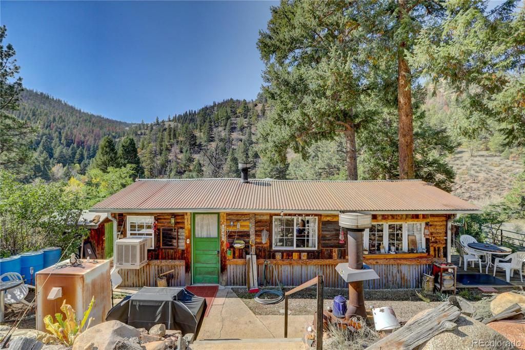Photo of home for sale at 17465 County Road 96, Conifer CO