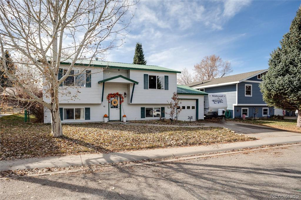 Photo of home for sale at 368 Pine Street S, Hayden CO