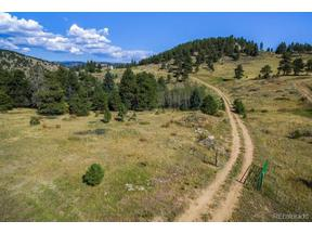 Property for sale at 21581 Falcon Wing Road, Indian Hills,  Colorado 80454