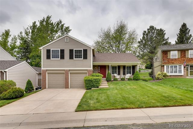 Photo of home for sale at 7157 Hudson Lane South, Centennial CO