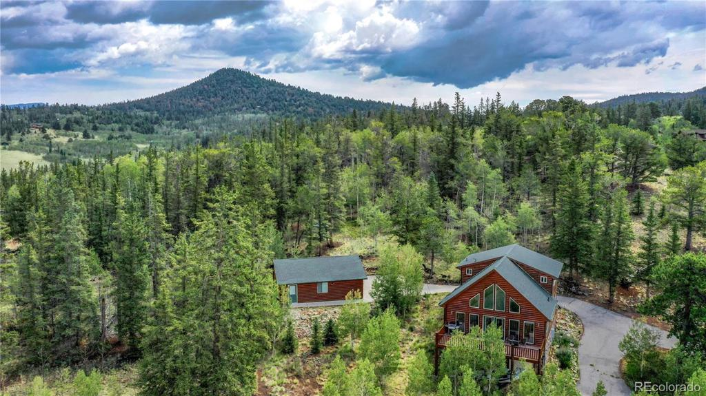 Photo of home for sale at 732 Haida Road, Como CO