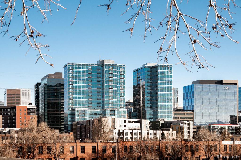 Photo of home for sale at 1700 Bassett Street, Denver CO