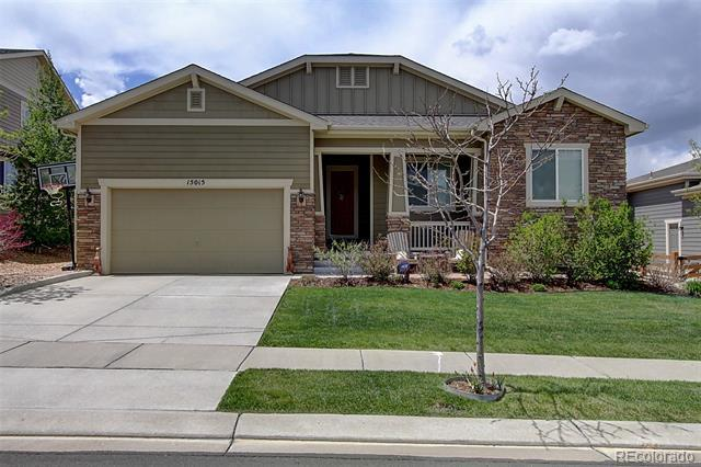 Photo of home for sale at 15015 Blue Jay Court, Broomfield CO