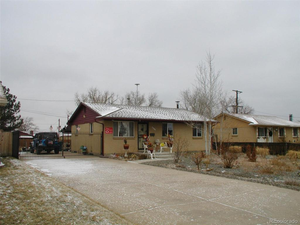 Photo of home for sale at 6771 Krameria Street, Commerce City CO