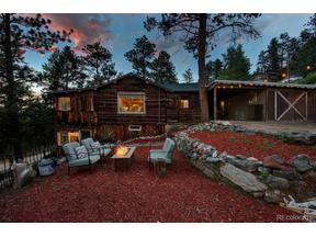 Property for sale at 34338 Mineral Lane, Pine,  Colorado 80470