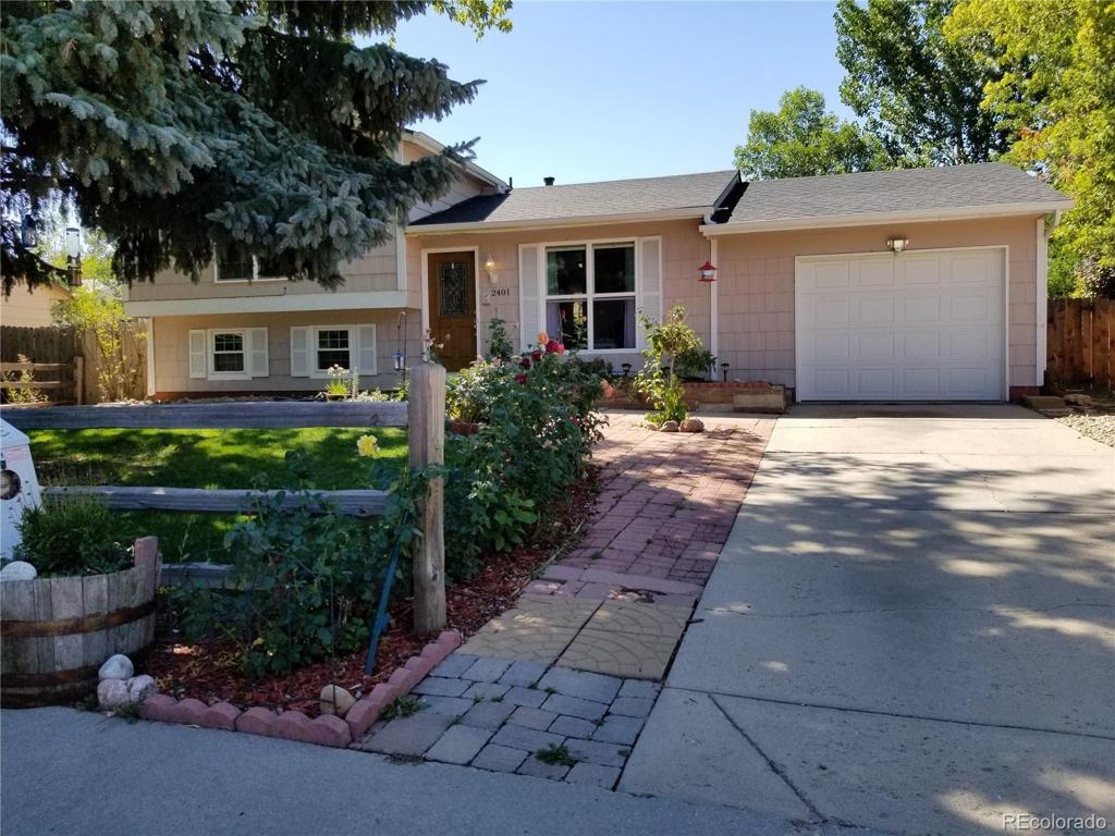 Photo of home for sale at 2401 Bowen Street, Longmont CO