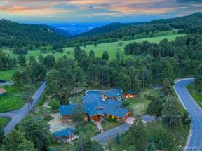 Property for sale at 24628 Stanley Park Road, Evergreen,  Colorado 80439