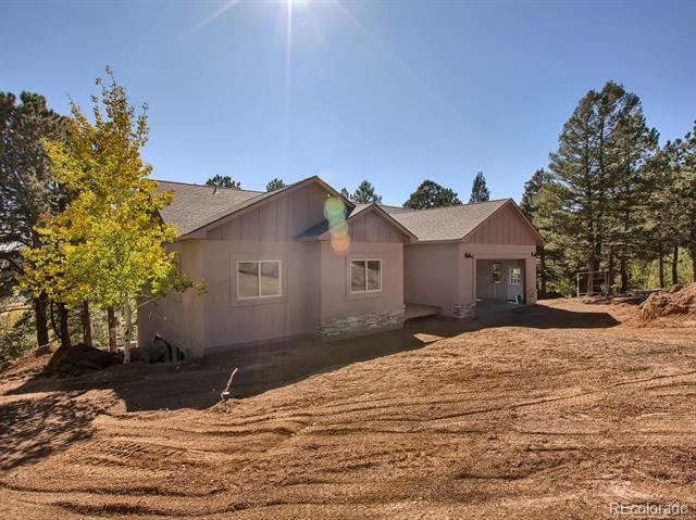 Photo of home for sale at 119 Summit Lake Drive, Divide CO