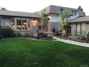 Property for sale at 7409 S Dahlia Court, Centennial,  Colorado 80122