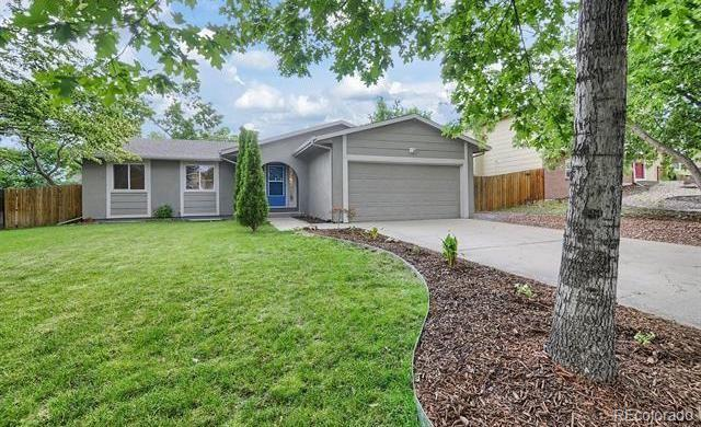 Photo of home for sale at 3470 Fair Dawn Drive, Colorado Springs CO