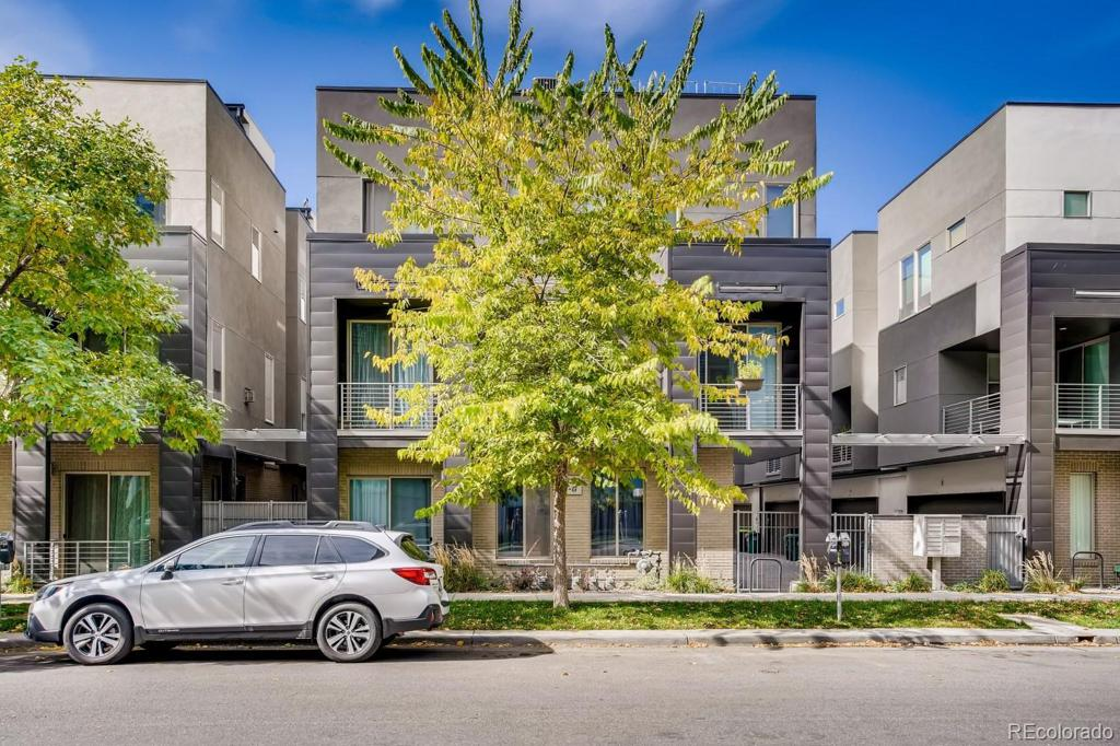 Photo of home for sale at 1333 Elati Street, Denver CO