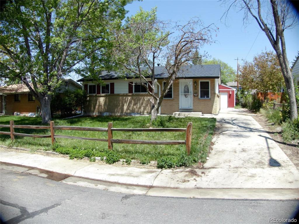 Photo of home for sale at 3501 94th Avenue W, Westminster CO