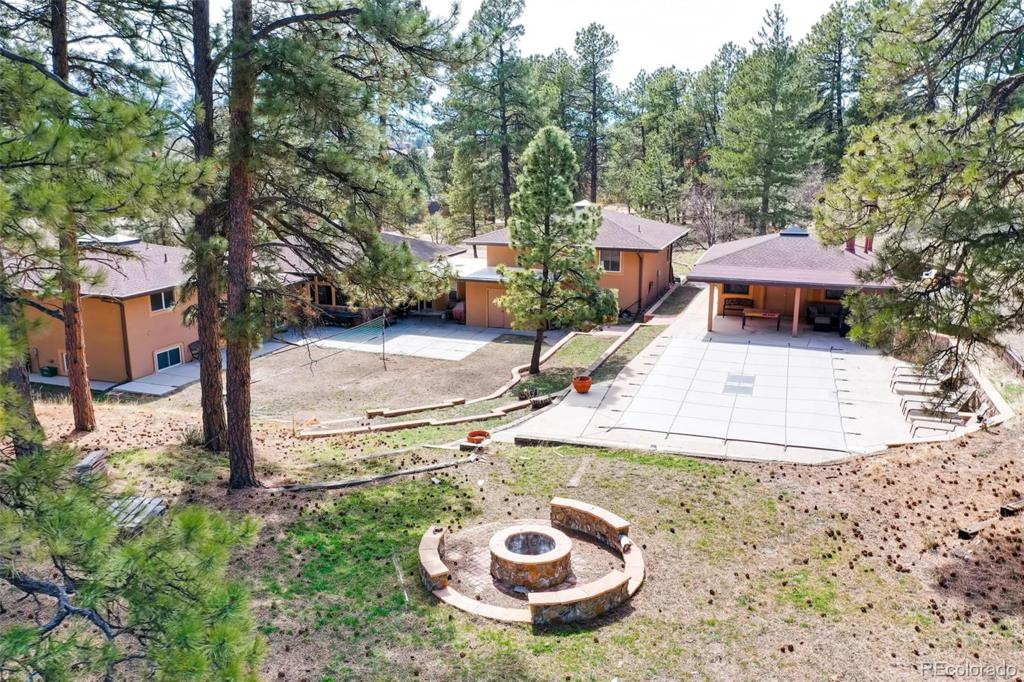 Photo of home for sale at 8803 Piney Creek Road, Parker CO