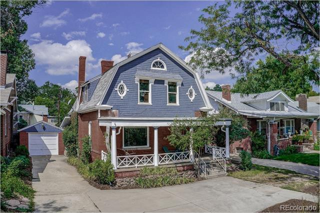 Photo of home for sale at 2811 Federal Boulevard, Denver CO