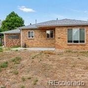Photo of home for sale at 2321 Pontiac Street North, Denver CO