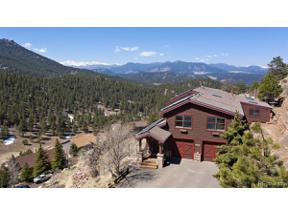 Property for sale at 24230 Matterhorn Drive, Indian Hills,  Colorado 80454