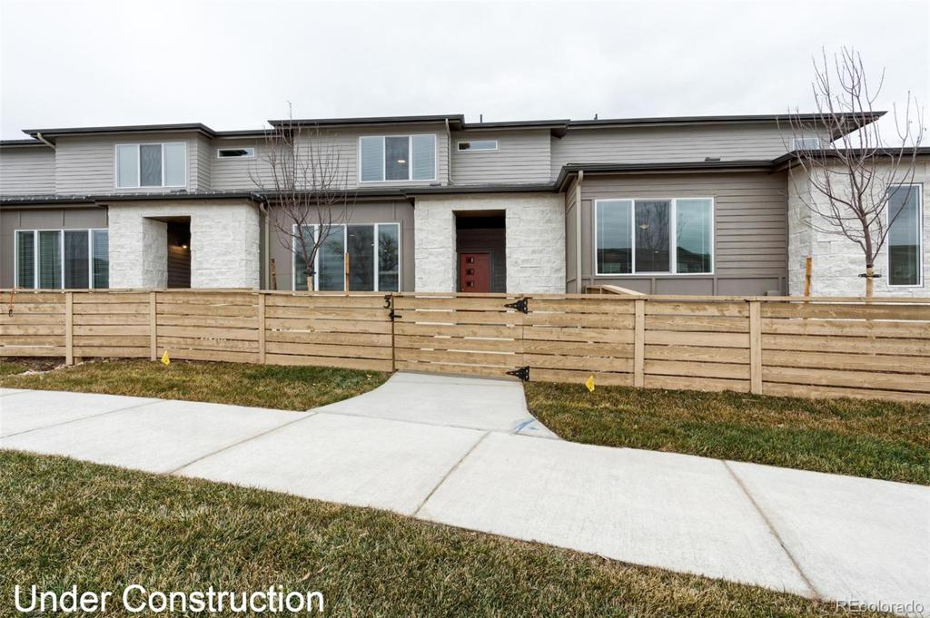 Photo of home for sale at 411 Skyraider Way, Fort Collins CO