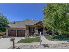 Property for sale at 1004 Tucker Gulch Way, Golden,  Colorado 80403
