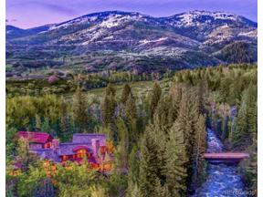 Property for sale at 33550 Rushing Water Lane, Steamboat Springs,  Colorado 80487
