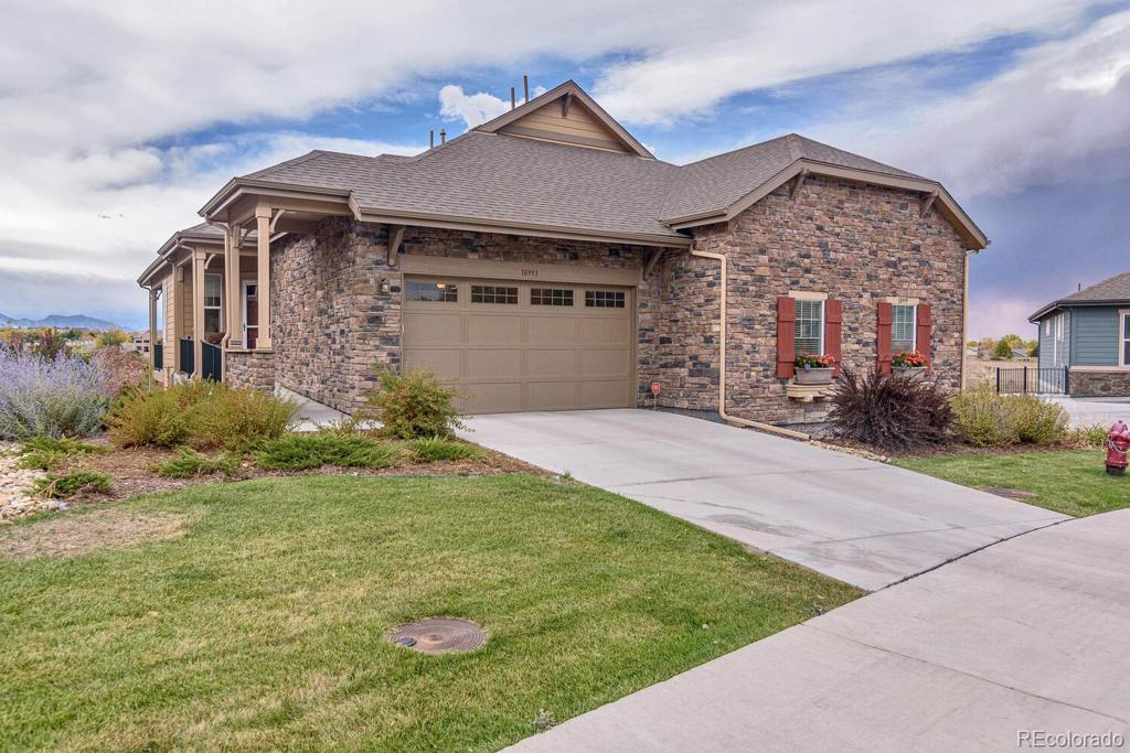 Photo of home for sale at 10993 Yates Court, Westminster CO