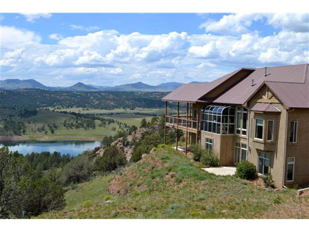 Photo of home for sale at 317 Lakeview Forest Heights S, Florissant CO