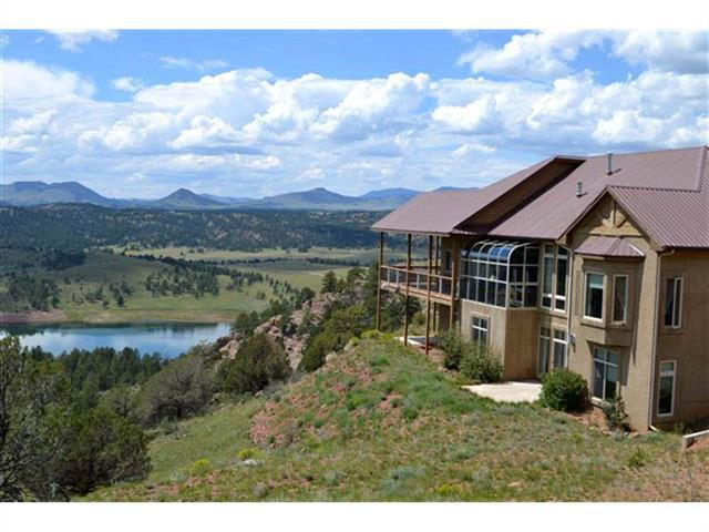 Photo of home for sale at 317 Lakeview Forest Heights South, Florissant CO