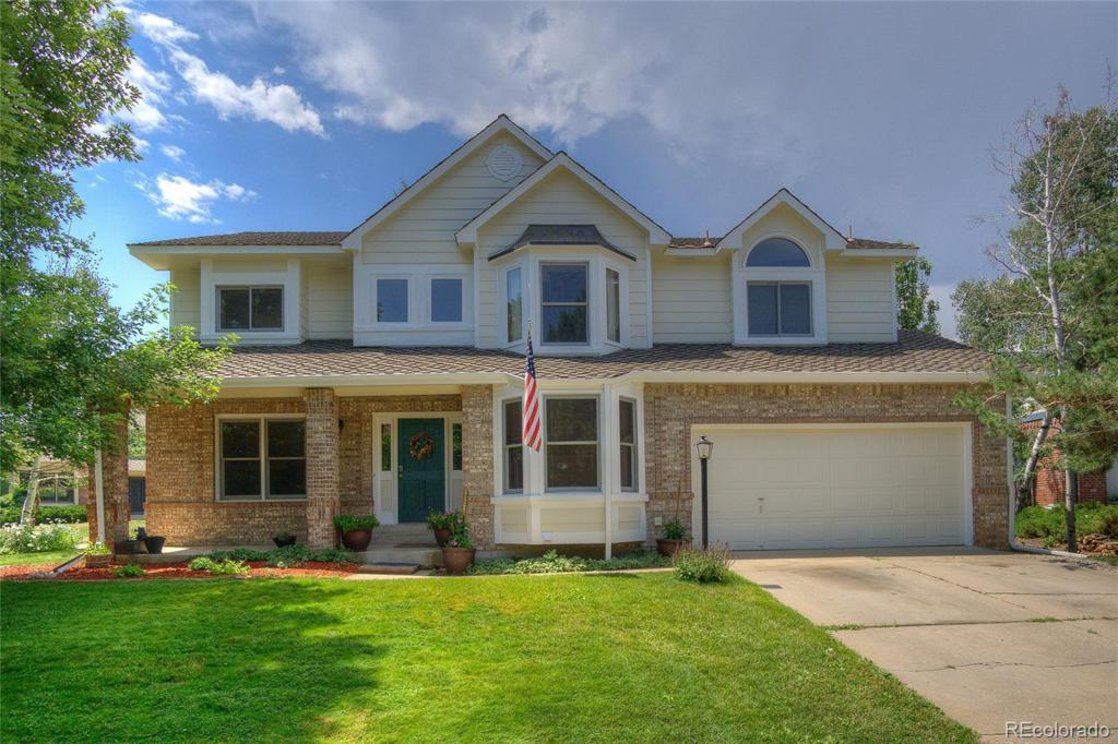 Photo of home for sale at 2 Boxwood, Littleton CO