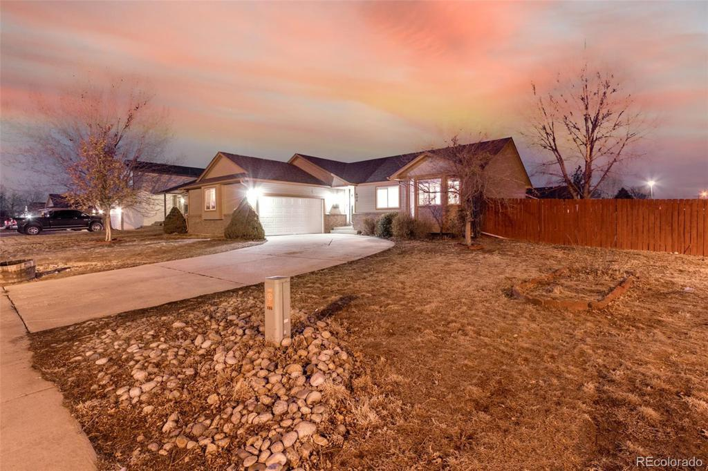 Photo of home for sale at 406 13th Avenue N, Brighton CO