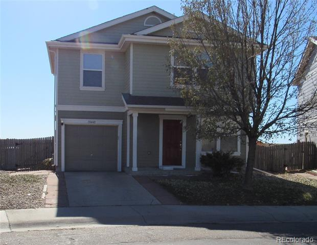 Photo of home for sale at 10440 Butte Drive, Longmont CO