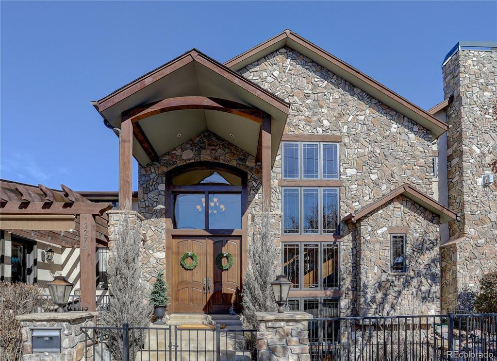 Photo of home for sale at 3275 Wesley Avenue E, Denver CO