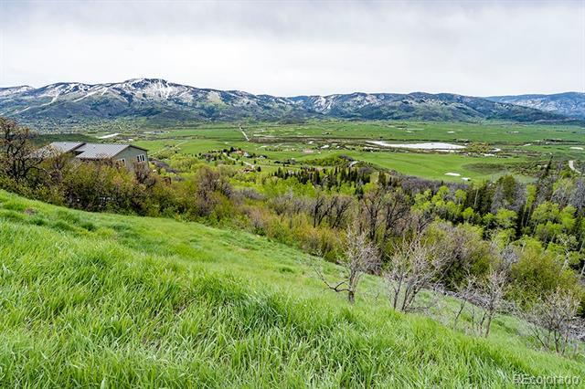 Photo of home for sale at 30750 Elk Lane, Steamboat Springs CO
