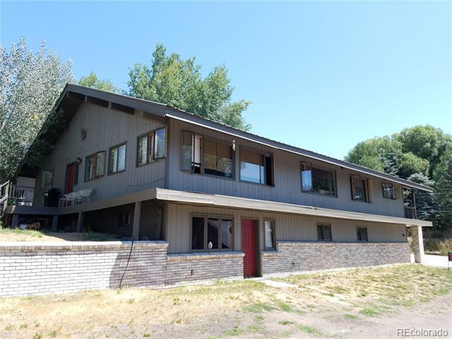Photo of home for sale at 810 Broad Street, Steamboat Springs CO