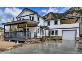 Property for sale at 1600 Main Street, Georgetown,  Colorado 80444