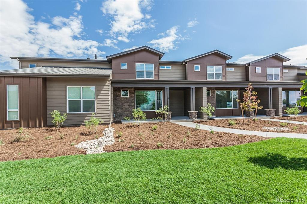Photo of home for sale at 414 Skyraider Way, Fort Collins CO