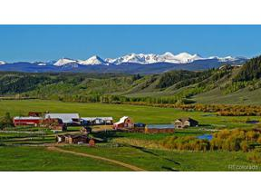 Property for sale at 20571 County Road 103, Jelm,  Colorado 82063