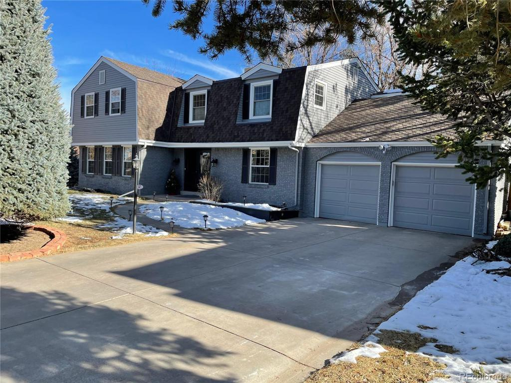 Photo of home for sale at 5030 Chester Street S, Greenwood Village CO