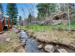 Property for sale at 9949 South Turkey Creek Road, Morrison,  Colorado 80465