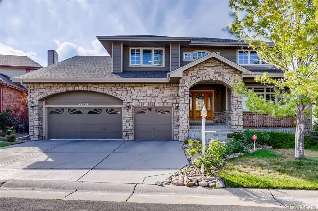 Photo of home for sale at 22487 Roxbury Place E, Aurora CO