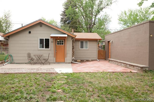 Photo of home for sale at 3085 Corona Street South, Englewood CO