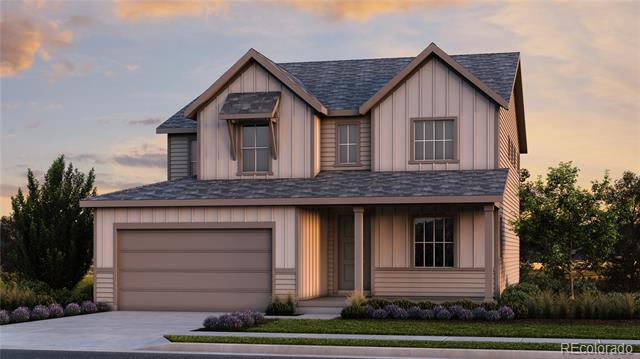 Photo of home for sale at 17543 Drake Street, Broomfield CO