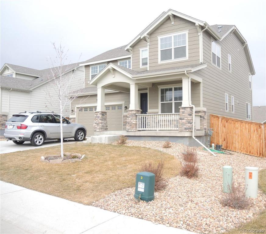 Photo of home for sale at 720 Ranchhand Drive, Berthoud CO